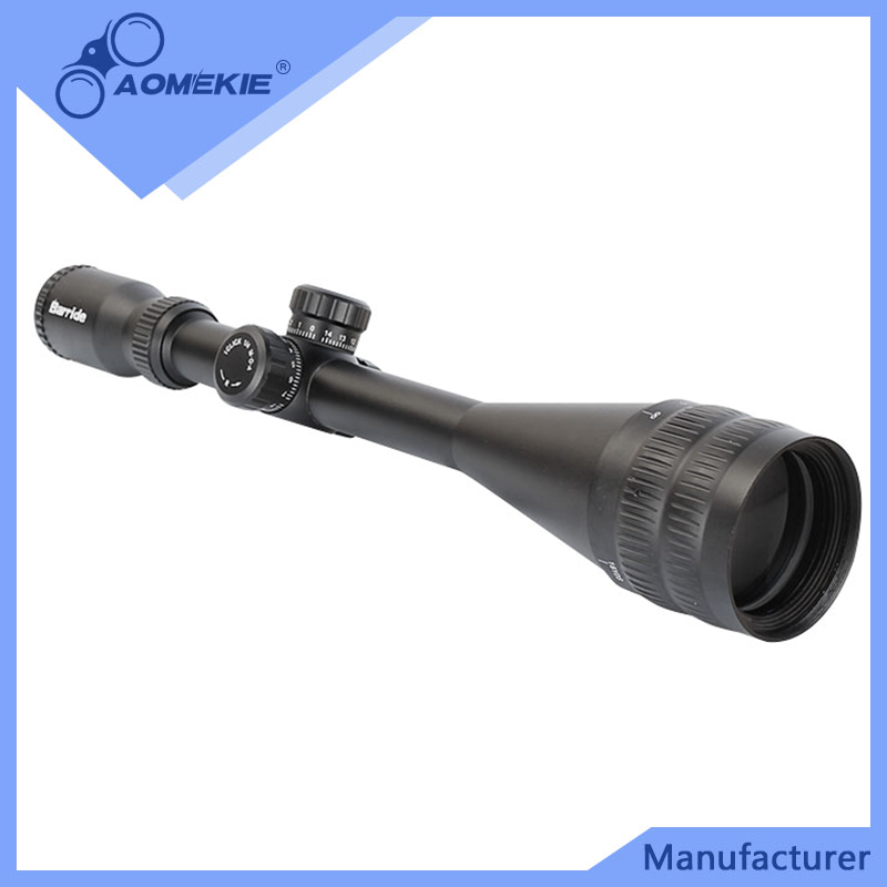 (BM-RSC014) 6-24X50 AOH Hunting Tactical Illuminated Rifle Scope
