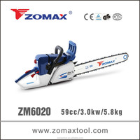 log 60cc ZM6020 chainsaw grinder with safety brake