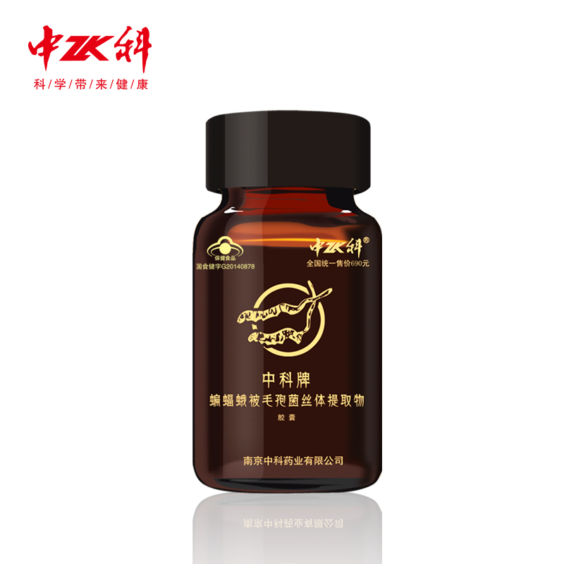 Private Label Functional Health Care Product Ginkgo Biloba for Daily Family Care