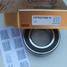 Custom 6204C4P5 deep groove ball bearing with ceramic balls and GPL224 Grease