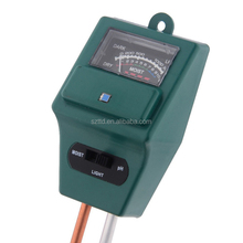 3 in 1 PH Soil Tester Moisture Light Sensor PH Meter for Indoor Outdoor Garden Farm Plant Flowers Inspect Acidity PH
