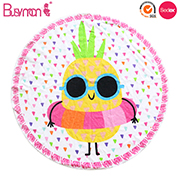 China Wholesale 100% Cotton Digital Printed Face Towel