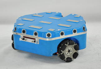 Second-system development 3 Wheel Drive industry omni directional Mobile robot price