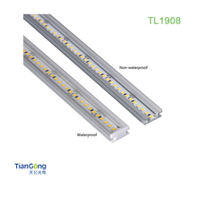 Floor Decorative Lighting Aluminum Profile 1908 Recessed LED Strip Light