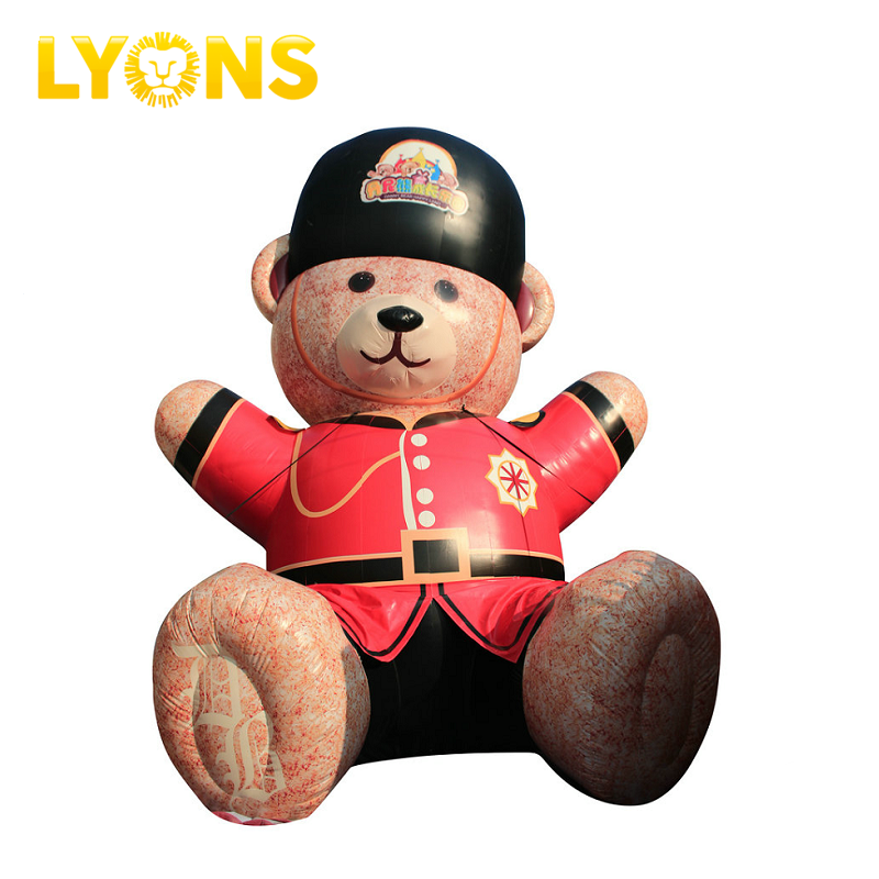 Custom Inflatable Advertising Inflatable branding Danny Bear Inflatable Advertising