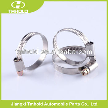 most popular germany style steel concrete pipe clamp with screw
