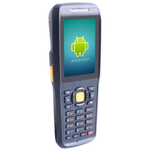 industrial IP65 Portable rugged 3G 4G wifi android handheld computer PDA