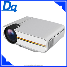 Portable Mini Projector YG400 For Video Games TV Beamer Project Home Theatre
