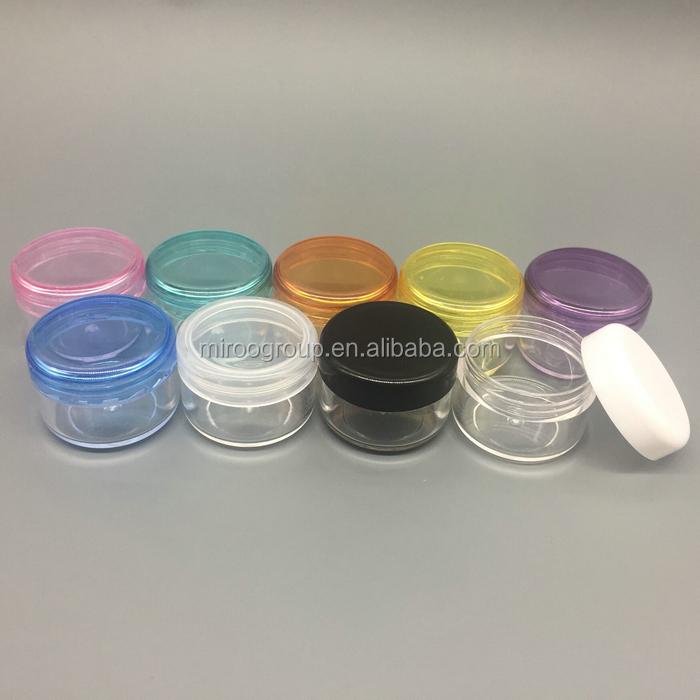 5ml Empty Jar Pot Box Nail Art Cosmetic Bead Storage Container 9