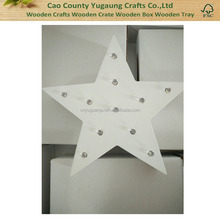 Star Shape Lights Hanging Star Light Led Christmas Lights