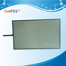 Wholesale flexible 5 wire resistive touch screen