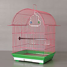 Factory sale different types colorful bird breeding cage