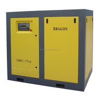 375 HP/280 KW Industrial Power Tools Screw Air Compressor by Dragon