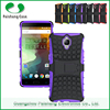 High quality new material TPU PC 2 in 1 combo case ,Hybired phone cover for one plus 3