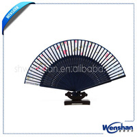 customized bamboo crafts fan