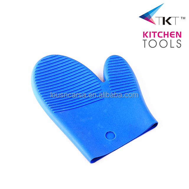 kitchen Silicone insulated gloves