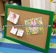 "1"" thick cork board cork board with photo frame"