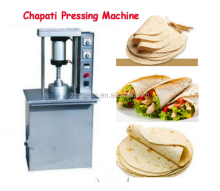 Tortilla/ Chapati /Thin Pancake Making Hydraulic Heat Press Machine