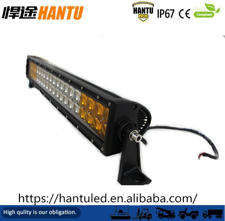 Wholesale Price Warning Caution Strobe light bar halo