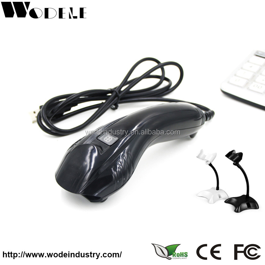 OEM provided qr code scanner WD-619 2d barcode scanner