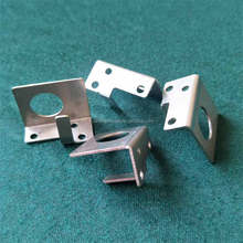 Custom Metal Stamping Bracket Stainless Steel Right Angle Brackets