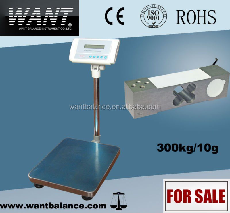 200kg 1g digital table top scale under weighing hook