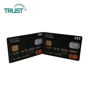 Pvc Access Programmable Control blank smart chip rfid/nfc bank card