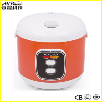 1.8 liter 2015 latest design cute travel rice cooker