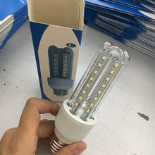Led Lights Manufacture U bulb U shape E27 3U Led Bulb factory price