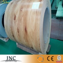 New building construction materials wooden grain steel /brick/stone coated PPGI /PPGL coil