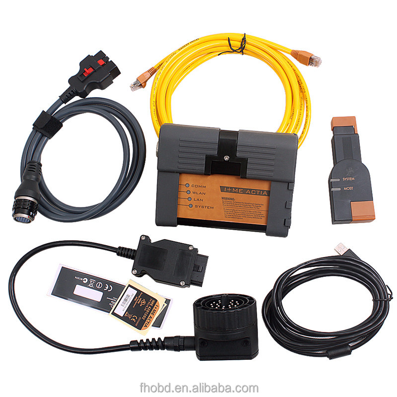 High Quality ICOM A2 B C ISTA ISIS ISSS for BMW + ThinkPad X200T Laptop With Software HDD Programming & Diagnostic Tool for bmw