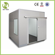 Cold freezer room for medical refrigerator storage