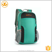 Outdoor portable fashion nylon hiking personalized backpacks