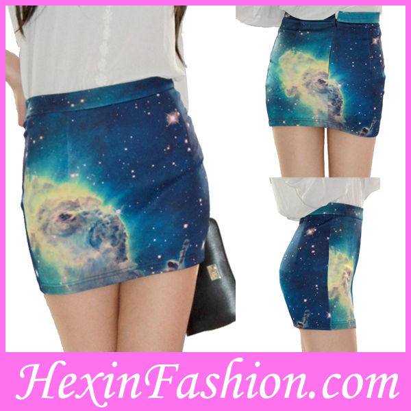 Wholesale Hot Sale Young Girls in Short Skirt