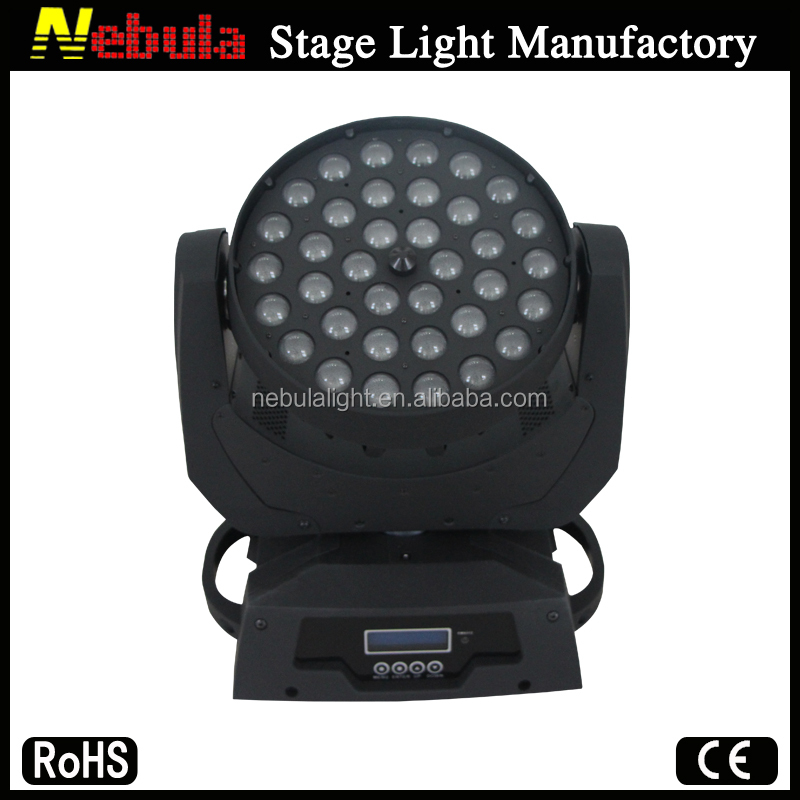 4in1 led wash Moving Head Light