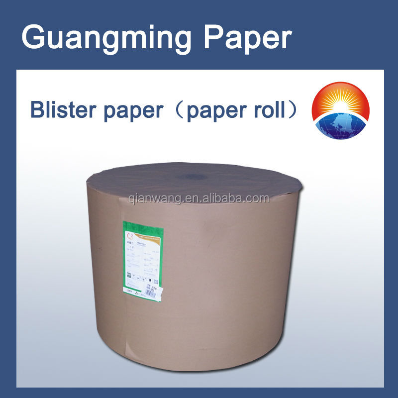 Blister paper card on sale/lwc paper/stocklot paper rolls(250g~400g)