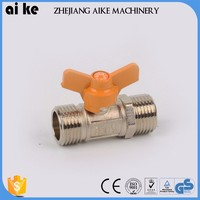natural gas cock valve brass valves and fittings hot selling brass ball valve