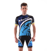 Monton 2014 cycling team quick dry athletic apparel