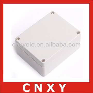 New IP67 box plastik ABS cnxy plastic junction box weatherproof enclosure