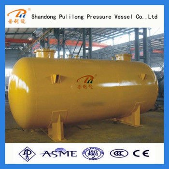 ASME stainless steel air pressure tank