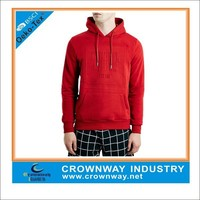 Mens Plain High Quality Yellow Red Black Oversize Hoodies