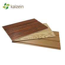 Laminated PVC wall panel plastic panels for kitchen and ceiling
