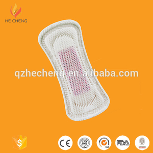 Anion chip ultra Thin Women Disposable Panty Liner