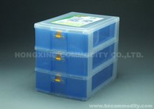 Plastic A4 size paper storage drawer