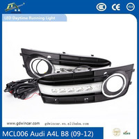 Water proof auto lights/motorcycle headlight/led daytime running light /military vehicle for sale Audi A4L B8 (09-12)