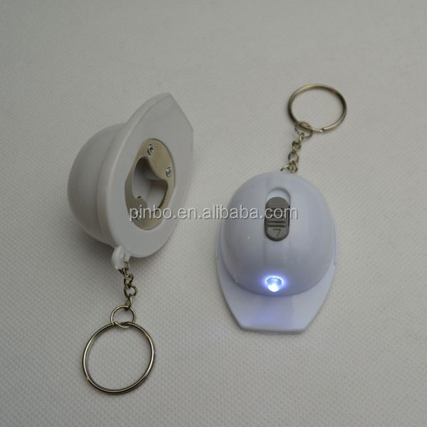 Wholesale Led Motorcycle Helmet Keychain