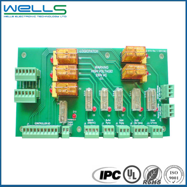 Custom-made aluminum core pcb design & reverse engineering OEM/ODM supplier