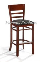 Restaurant Stool, Commercial Stool, Dining Stool, Wooden Stool, Bar Stool, High Stool, Hotel Furniture, Stock Item
