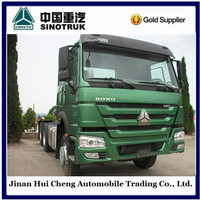 International 371hp 6x4 Sino tractor head truck for sale