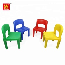 children chair kids building blocks for play